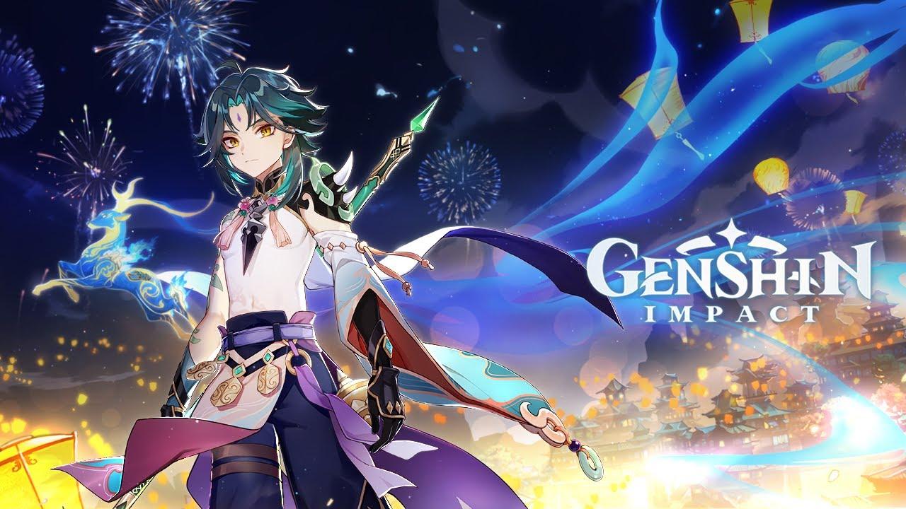 Обзор и гайд по Genshin Impact — «Праздничный Свет фонарей» (обновление 1.3)