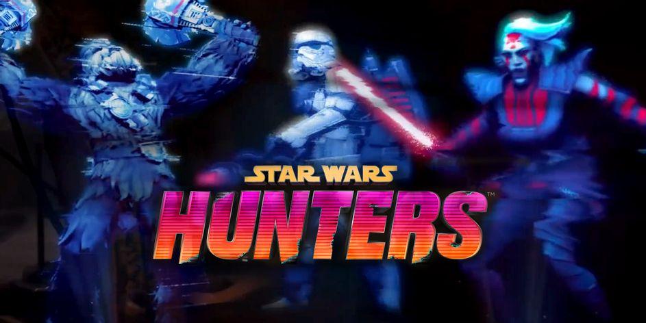 Zynga и Lucasfilm Games анонсировали игруStar Wars: Hunters для Nintendo Switch