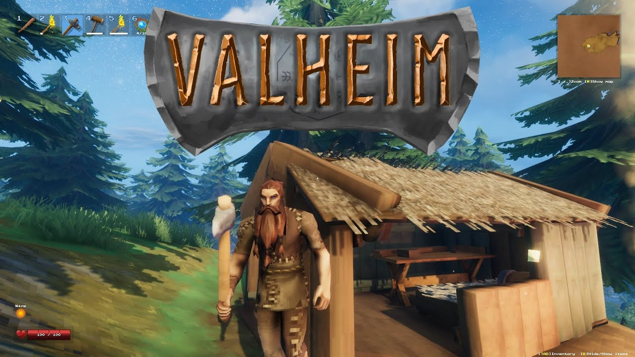 Чит-коды для Valheim