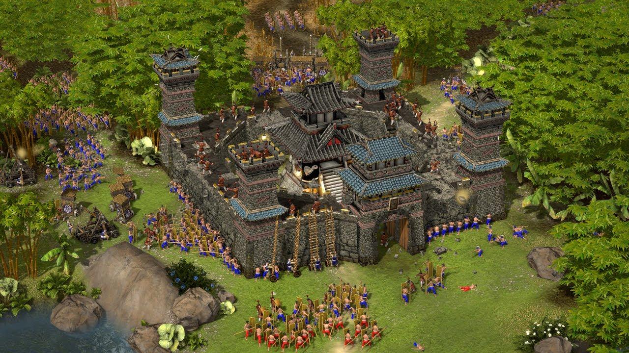 Гайд Stronghold: Warlords — военачальники, как захватить