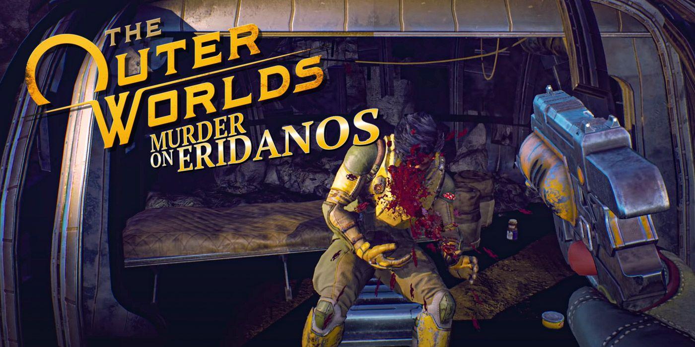 Очистить или нет бассейн в The Outer Worlds: Murder on Eridanos