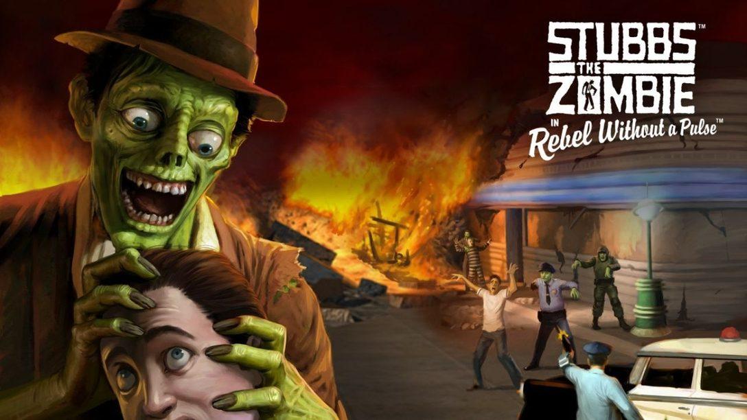 Прохождение Stubbs the Zombie in Rebel Without a Pulse — гайд по игре