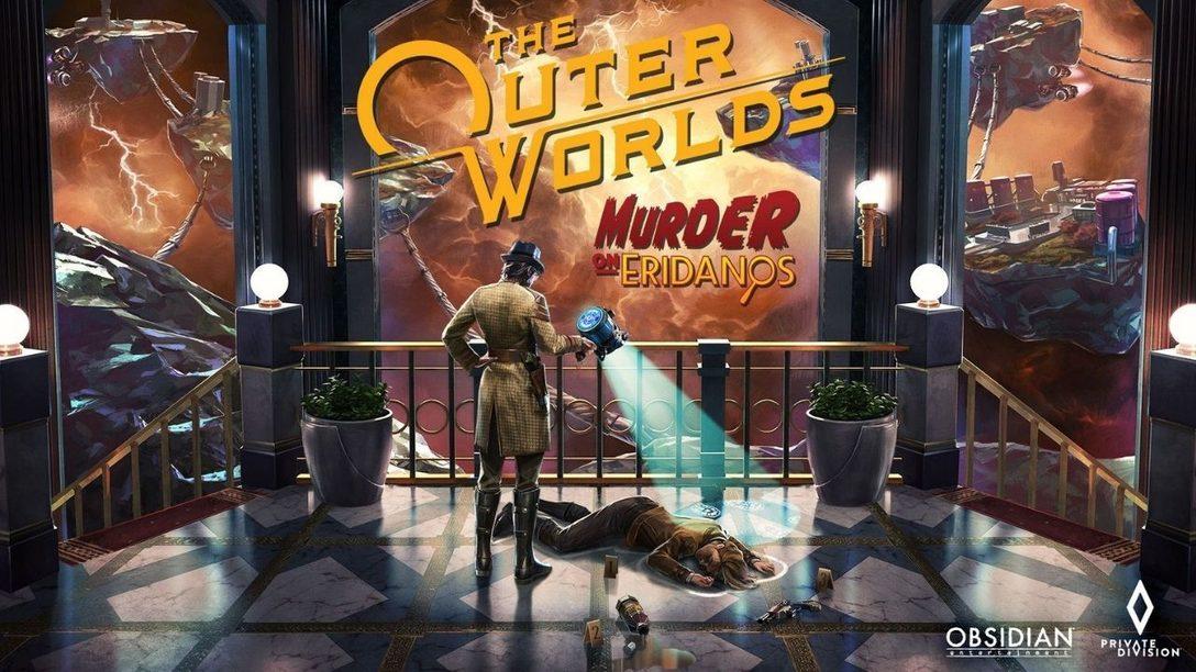 Гайд The Outer Worlds — как начать DLC Murder on Eridanos