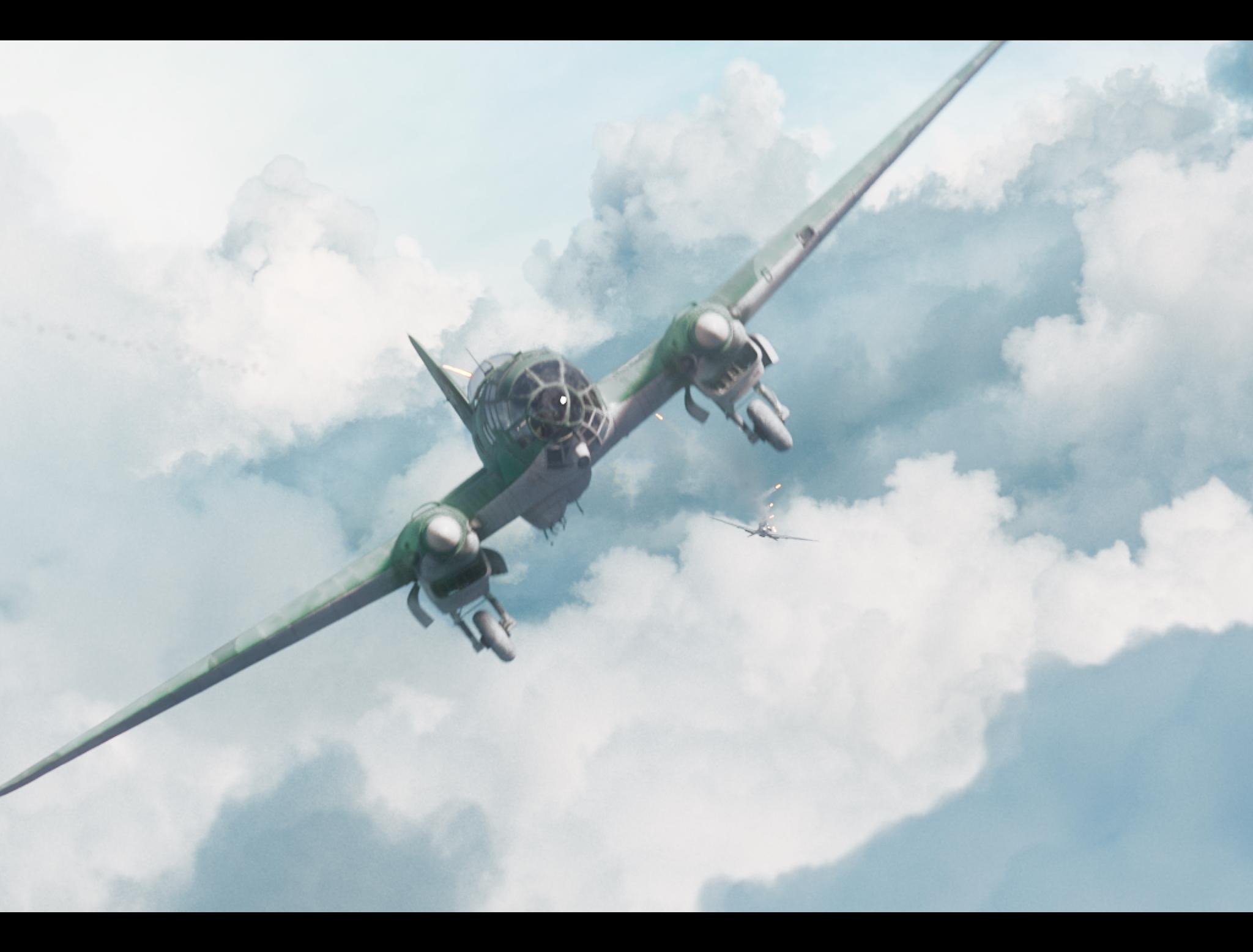 War Thunder и технологии видеоигр: как Тимур Бекмамбетов воссоздал подвиг летчика Девятаева в кино