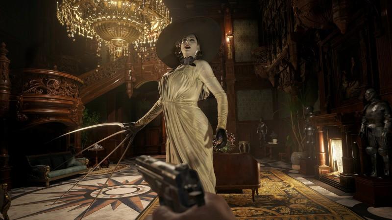 Гайд Resident Evil Village — все оружие и как его улучшить