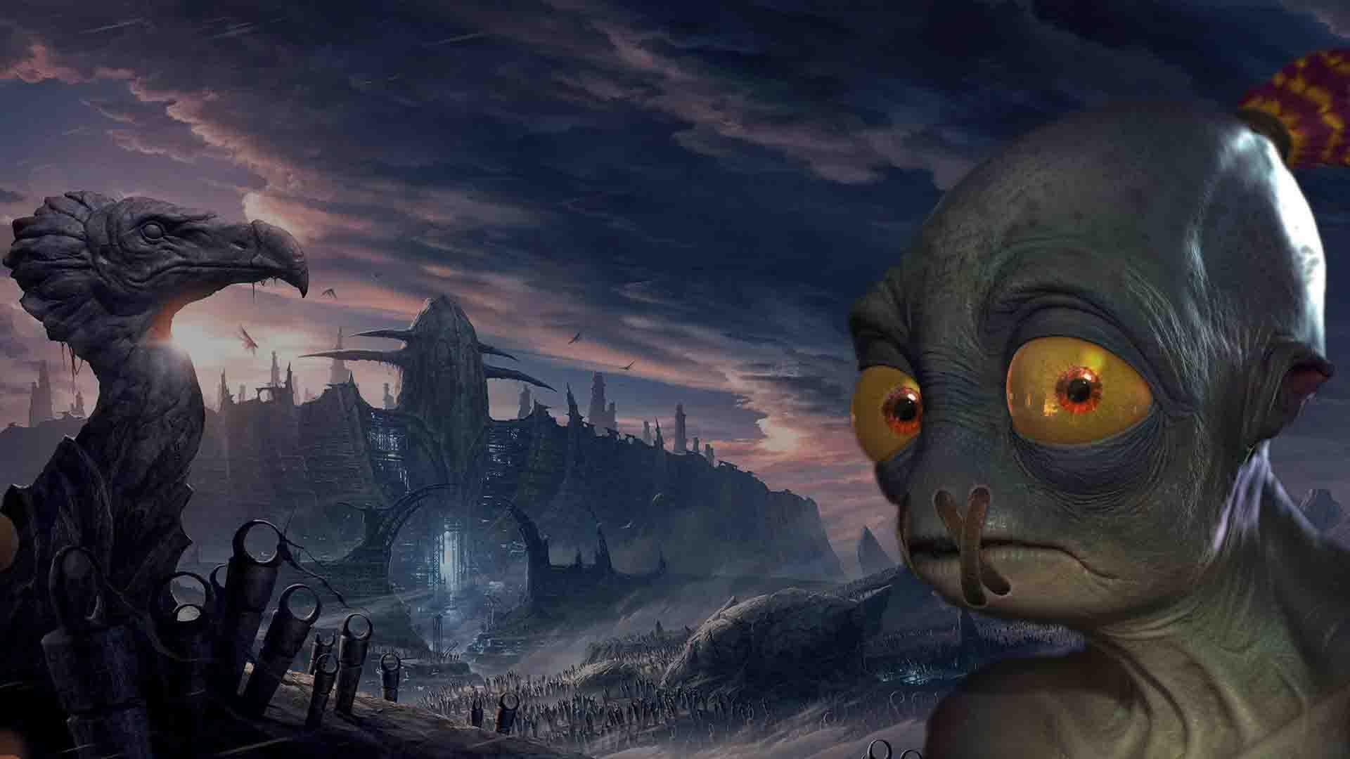 Все концовки Oddworld: Soulstorm
