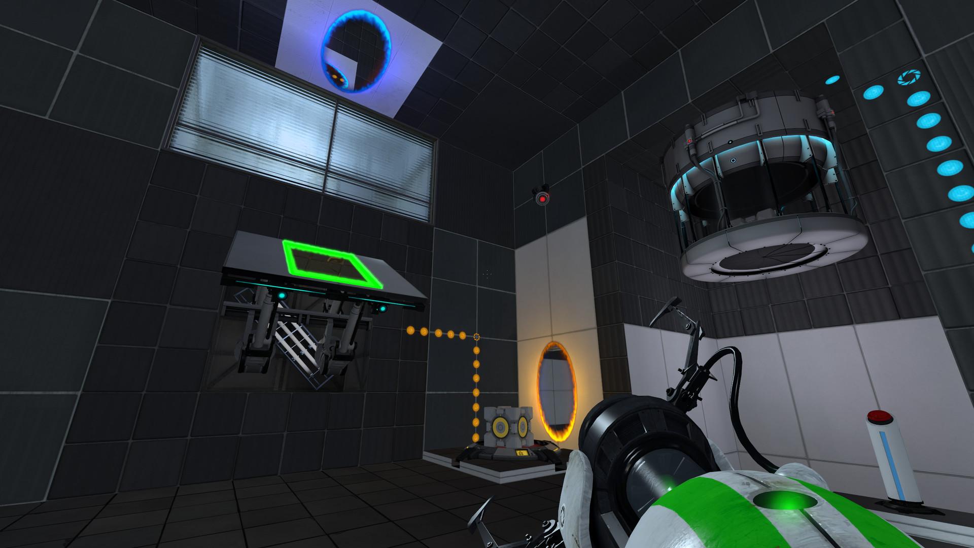 Прохождение Portal Reloaded — гайд на 100 процентов