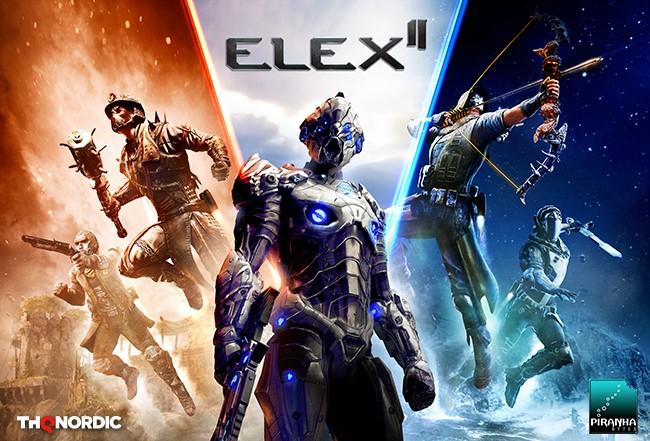 Состоялся официальный анонс ELEX 2