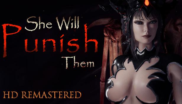 She Will Punish Them — читы и коды, консольные команды