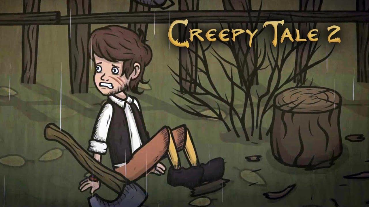 Прохождение Creepy Tale 2